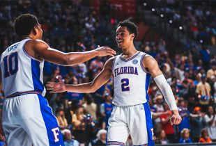 Florida basketball score, takeaways: Gators win third straight, holding on to beat Arkansas