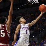 Florida PG Tre Mann withdraws from 2020 NBA Draft, returns to Gators for sophomore season