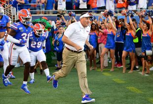Florida football coach Dan Mullen tests positive for COVID-19 with Gators in midst of outbreak