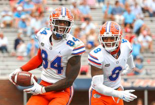 Florida WR Trevon Grimes skips 2020 Cotton Bowl, declares for 2021 NFL Draft