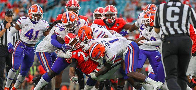 LOOK: 22 Gators react on Twitter as No. 8 Florida works No. 5 Georgia to lead SEC East