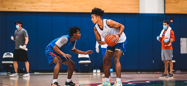 Florida basketball: Why life after Andrew Nembhard looks pretty good at point guard