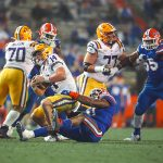 LOOK: 23 Gators react on Twitter as No. 6 Florida gets embarrassed by LSU, ending national title hopes