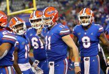 College football rankings: Florida falls out of top 10, behind Georgia after LSU loss