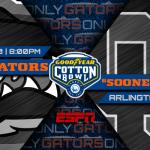 Florida vs. Oklahoma: Pick, prediction, spread, odds, line, time, live stream for Cotton Bowl game 2020