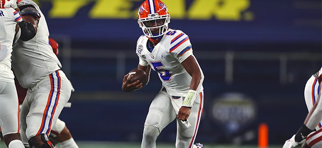 Florida vs. Oklahoma score, takeaways: Gators shamed in Cotton Bowl as 2020 ends with whimper