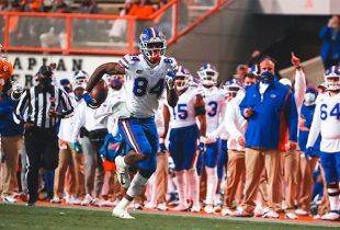 College Football Playoff Rankings: Florida Gators hold at No. 6 with two games left