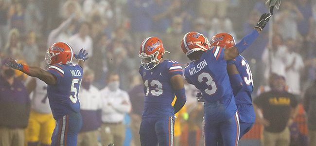 Florida football score, takeaways: Gators throw away title hopes in embarrassing, inexcusable loss to LSU