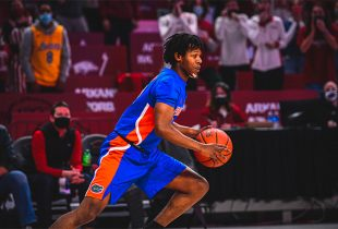 Florida basketball score, takeaways: Gators fight back but fall short at No. 24 Arkansas