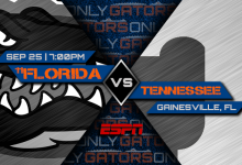 Florida vs. Tennessee: Pick, prediction, spread, odds, football game time, watch live stream, TV channel