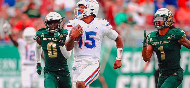 Florida football score, takeaways: Anthony Richardson balls, ratchets up QB controversy as Gators beat USF