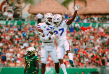 LOOK: Gators react on Twitter as No. 13 Florida beats South Floirda 42-20 in Tampa