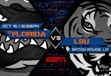 Florida vs. LSU: Pick, prediction, spread, odds, football game time, watch live stream, TV channel