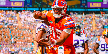 Anthony Richardson clarifies post-game comments: 'I am a Florida Gator through and through'